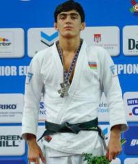 Азербайджанский дзюдоист стал победителем Кубка Европы