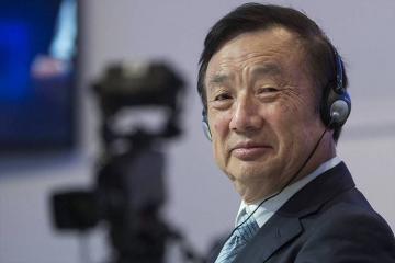 """""""Huawei""""in yaradıcısı: """"ABŞ-ın qadağaları bizi qorxutmur"""""""