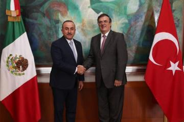 Türkiyə ilə Meksika iqtisadi əlaqələri genişləndirir
