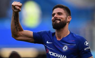 Frenchman signs new Chelsea contract before Europa League final in Baku