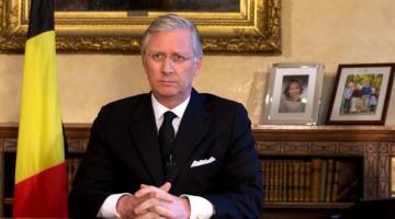 Король Бельгии поздравил президента Азербайджана с Днем Республики