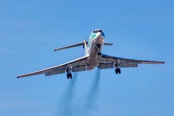Легендарный Ту-134 совершил свой последний пассажирский рейс