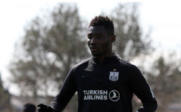 """""""Neftçi""""nin futbolçusu Qvineya yığmasına çağırılıb"""