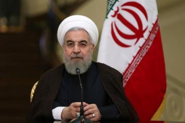"""Ruhani: """"Rəsmi Tehran ABŞ-la danışıqlardan imtina edib"""""""