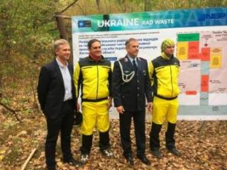 Ukraine, NATO sign contract to eliminate radioactive waste storage Tsibulyovo