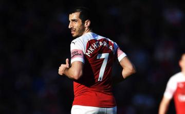 Arsenal FC officially announces: HenrikhMkhitaryantomissEuropaLeaguefinal