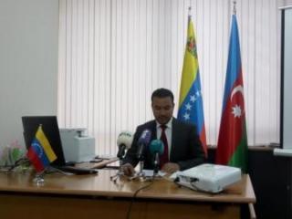 """Səfir: """"İqtisadi blokada nəticəsində Venesuela 130 milyard dollar itirib"""""""