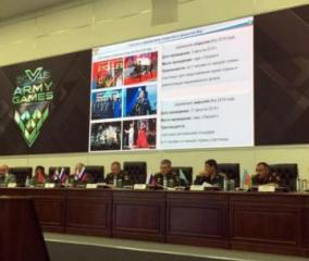 Делегация Минобороны Азербайджана приняла участие в международной конференции «АрМИ – 2019»