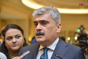 """Samir Şərifov: """"Dövlət borcu azalıb"""""""