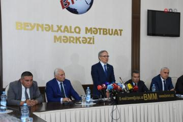 Azerbaijani Press Council to appeal to world journalists