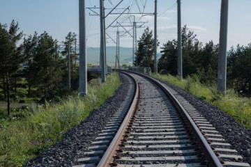 В Агстафинском районе поезд сбил 10-летнего школьника