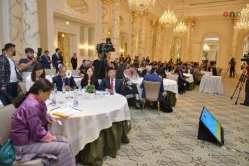 """Bakıda """"Dövlət Borcunun İdarə Edilməsi üzrə Asiya Regional Forumu"""" keçirilir"""