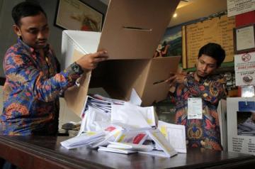 В Индонезии переизбрали президента