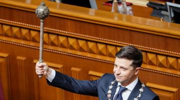 Рада отказалась рассматривать законопроект Зеленского