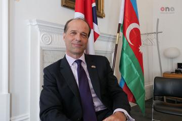 """Nazir: """"Azərbaycan və Böyük Britaniya arasında əlaqələr daha da inkişaf edir"""""""