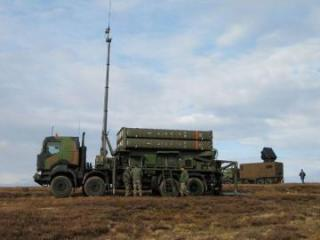 Франция предложила Турции разместить свои системы ПВО SAMP-T