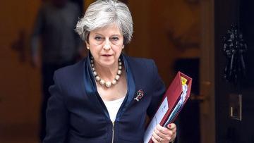 Мэй отсрочила дату публикации нового билля о Brexit