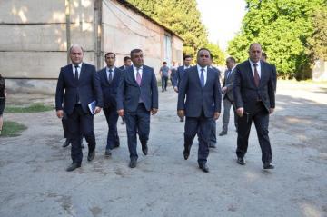 Goranboy rayon İcra Hakimiyyəti başçısının birinci müavini vəzifəsindənazad edilib