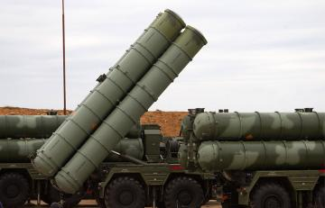 Chinese military starts inspecting 2nd regiment set of S-400 systems for China's army