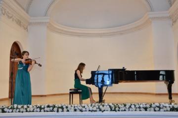 Prezident təqaüdü alan gənclərin iştirakı ilə konsert-festival keçirilib