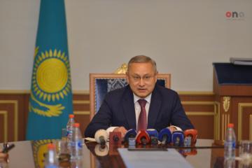 В связи с президентскими выборами в посольстве Казахстана в Азербайджане будет открыт избирательный пункт