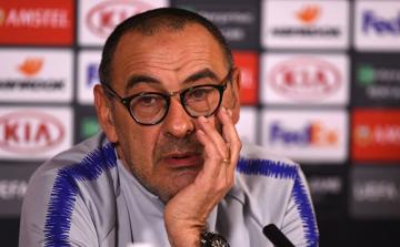 "Maurizio Sarri: ""Baku final is very important for us"""
