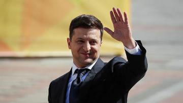 Vladimir ZelenskiRusiya ilə danışıqlar aparmayacağını bəyan edib