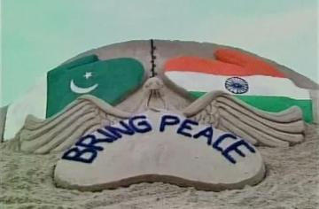 Pakistan says they want peace with India