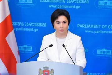 """Gürcüstanda """"Gürcü Arzusu""""dan ayrılan deputatlar yeni partiya qurur"""