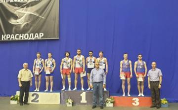 Azərbaycan gimnastları Rusiya çempionatında birinci olublar