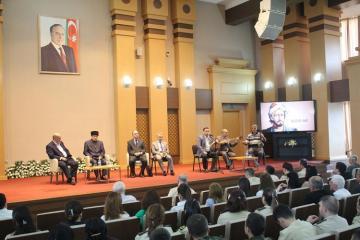 В Академии МЧС отметили 650-летний юбилей Имамеддина Насими