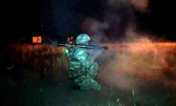 A live-fire stage of exercises conducted at nighttime - [color=red]VIDEO[/color]
