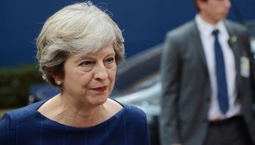 МИД Великобритании опроверг информацию о скорой отставке Терезы Мэй