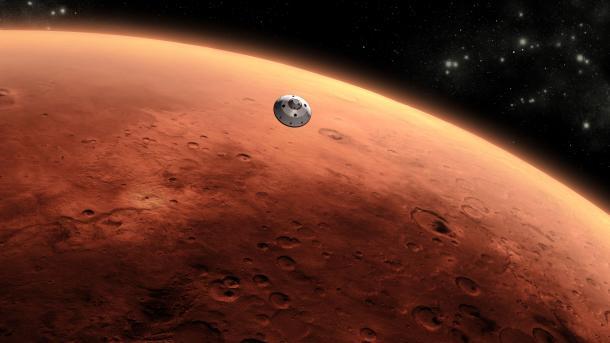 Турция лидирует в акции «Отправь свое имя на Марс!»