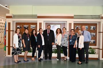 Council of International School experts visited Azerbaijan