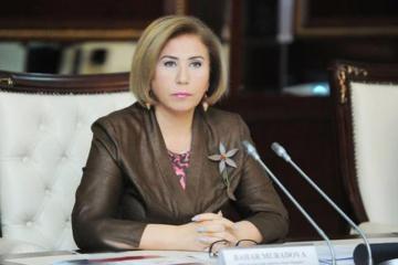 """Bahar Muradova: """"Ermənilərin dövlət qurmasına Rusiya dəstək verib"""""""