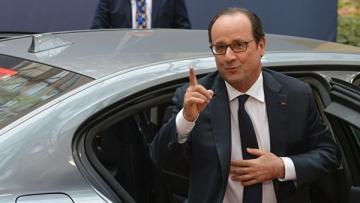 Fransanın  keçmiş prezidenti Fransua Ollanda qarşı sui-qəsdin üstü açılıb