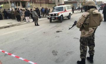 В Кабуле прогремел взрыв в мечети