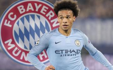 Bayern Munich set to test Manchester City with €80m bid for Leroy Sané