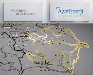 """""""McKinsey&Company"""" şirkəti """"Azərenerji""""nin məsləhətçisi oldu"""