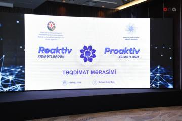 """İyunun 1-dən """"myGov"""" portalı fəaliyyətə başlayacaq"""