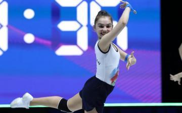 В Баку проходит чемпионат Европы по аэробике