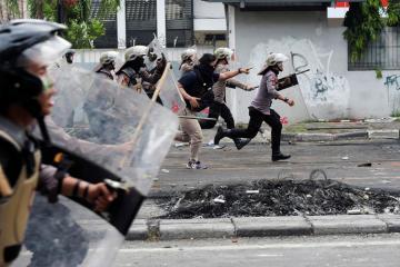 В Индонезии задержали 442 подозреваемых в участии в беспорядках