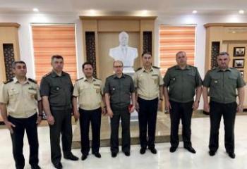 Azərbaycan və Belarus arasında hərbi inspeksiya sahəsində əməkdaşlığa dair işçi görüşü keçirilib
