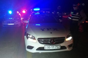 Bakının Xətai rayonunda piyadanı avtomobil vurub