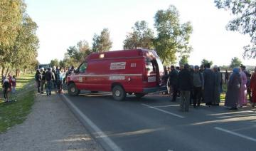 3 dead, 14 injured in road accident in northern Morocco