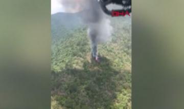 Meksikada helikopter qəzasında 6 nəfər həlak olub - [color=red]VİDEO[/color]