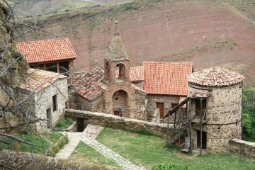 МИД Грузии  «Территория, на которой ведутся инженерные работы вблизи Давида Гареджи, находится внутри границ Азербайджана»