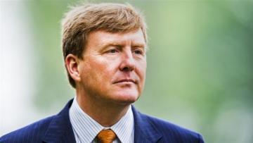 King of the Netherlands congratulates Azerbaijani President on the Republic Day