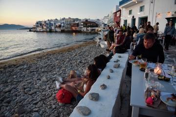 В Греции турист заплатил почти шестьсот евро за шесть кусочков кальмара